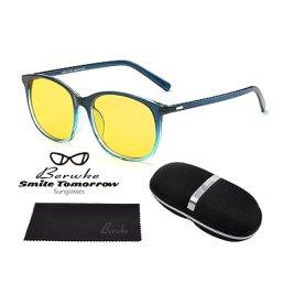Night Driving Glasses Polarized Sunglasses Anti Glare Rainy Safe HD Night Vision Glasses