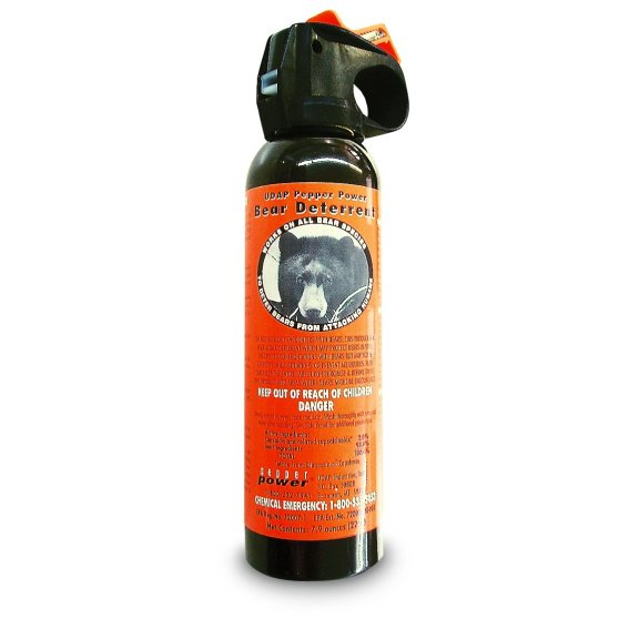 Image result for bear spray