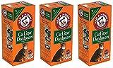 ARM & HAMMER Cat Litter Deodorizer Powder (3 Pack)