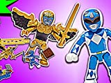 Clip: Blue Ranger Battle
