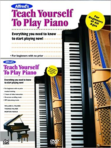 Alfred's Teach Yourself to Play Piano: Everything You Need to Know ...