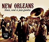 UK two CD collection. New Orleans remains the greatest music city on earth. All kinds of Jazz and Blues and Funk and Rock and everything else in between exists there. Hot musicians play on the street or in dive bars, often relying solely on t...