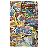 "Comic Covers Montage -- Superman -- Beach Towel (36"" x 58"")"
