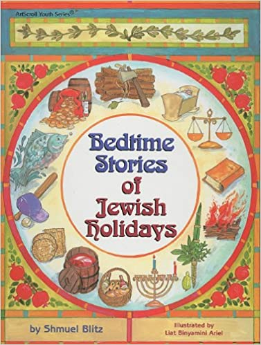 Image result for Bedtime Stories of Jewish Holidays