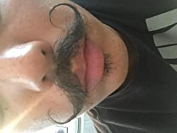 Firehouse Moustache Wax, Wacky Tacky Customer Image 2