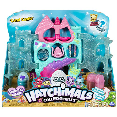 Hatchimals Colleggtibles, Coral Castle Fold