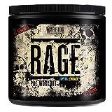 Warrior Supplements Rage 392 g Killa Cola Pre Workout Powder by Warrior Supplements