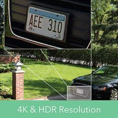 Arlo-Ultra-4K-UHD-Wire-Free-Security-1-Camera-System-IndoorOutdoor-with-Color-Night-Vision-180-View-2-Way-Audio-Spotlight-Siren-Works-with-Alexa-and-HomeKit-VMS5140