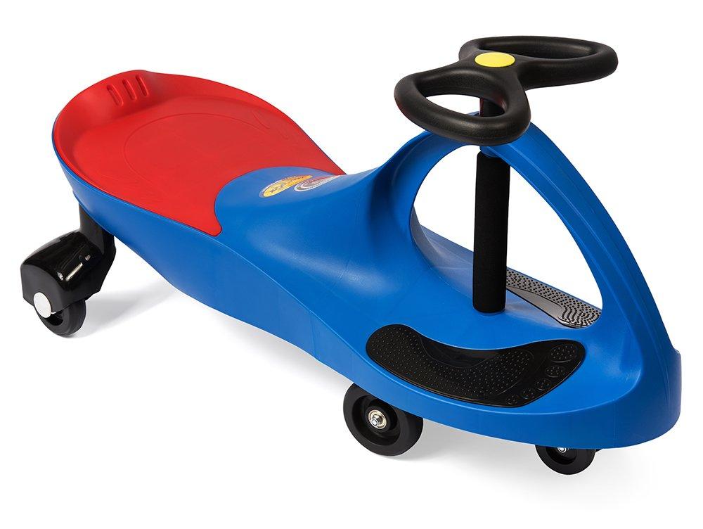 PlasmaCar Ride On Toy - Blue
