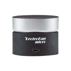 LactroFan machine with wireless Bluetooth speaker