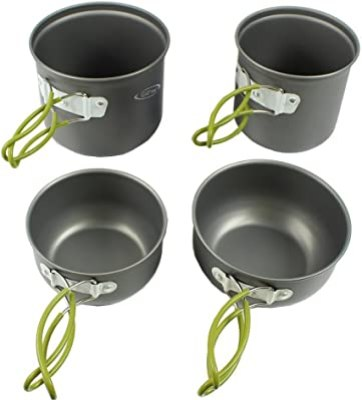 G4 Free Outdoor Camping Pan Hiking Cookware