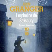 Lizzie Martin - Tome 7 - L'orpheline de Salisbury : Ann Granger
