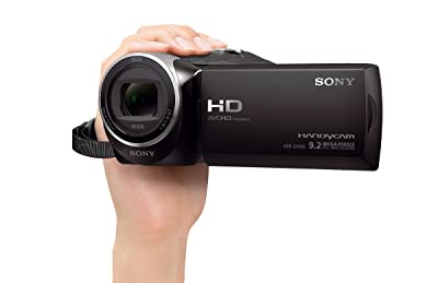 Sony HDRCX405 9.2MP HD Handycam Camcorder: