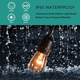 4-Pack-48-FT-Outdoor-String-Lights-Commercial-Great-Weatherproof-Strand-Edison-Vintage-Bulbs-15-Hanging-Sockets-UL-Listed-Heavy-Duty-Decorative-Caf-Patio-Lights-for-Bistro-Garden