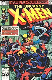 Image result for uncanny x-men #133