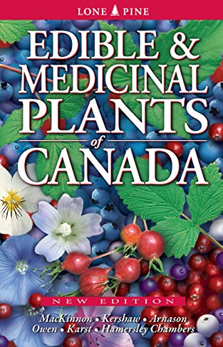 Edible and Medicinal Plants of Canada (Paperback)