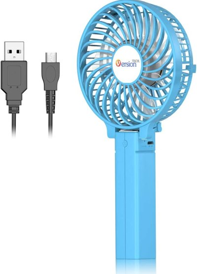 Photo of VersionTECH mini handheld fan