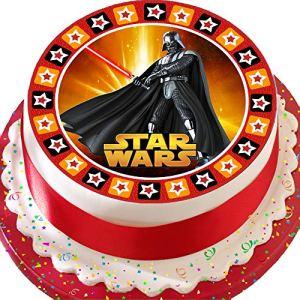 PRECUT Edible Icing Cake Topper