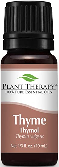 Plant Therapy Thyme Essential Oil