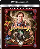 Jumanji (4K Ultra HD + Blu-ray + Digital)