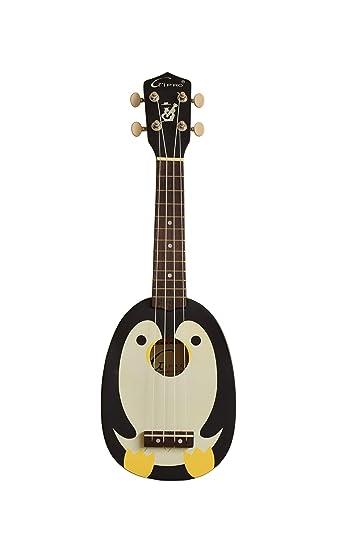 Gipro Ukulele Penguin Design 4 Strings for Kids: Amazon.in: Electronics