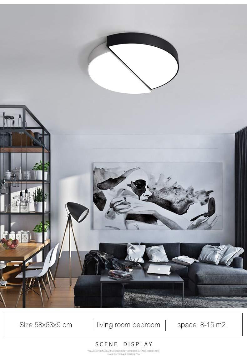 Lustre Chambre Salon Salle De Bains LED Plafonnier Éclairage Domestique Domotique Luminaires