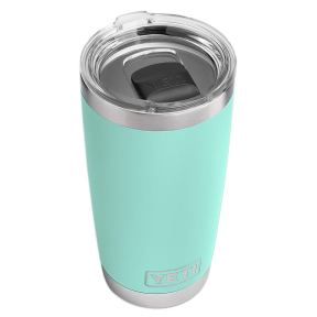 YETI Rambler - Best tumbler for iced coffee