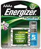 Energizer Products-Energizer-e NiMH Rechargeable Batteries, AAA, 4 Batteries/Pack