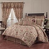 WAVERLY Imperial Dress Antique Comforter Set, 96x92,