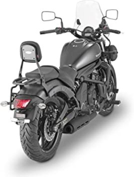 Givi Ts4115b Backrest With Luge Rack