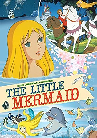Image result for Toei Animation Little Mermaid