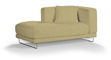 Dekoria Model Tylösand Chaise Longue Left Sofa Sofa Cover