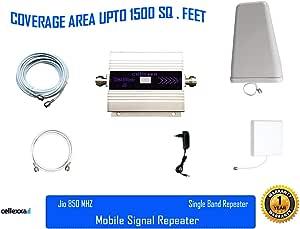Amazon.com: Cellexxa Signle Band Only Jio Mobile Signal ...