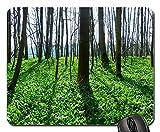 Mouse Pad - Bear Garlic Forest Plant Allium Ursinum