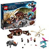 LEGO Fantastic Beasts Newt's Case of Magical Creatures 75952 Building Kit (694 Piece)