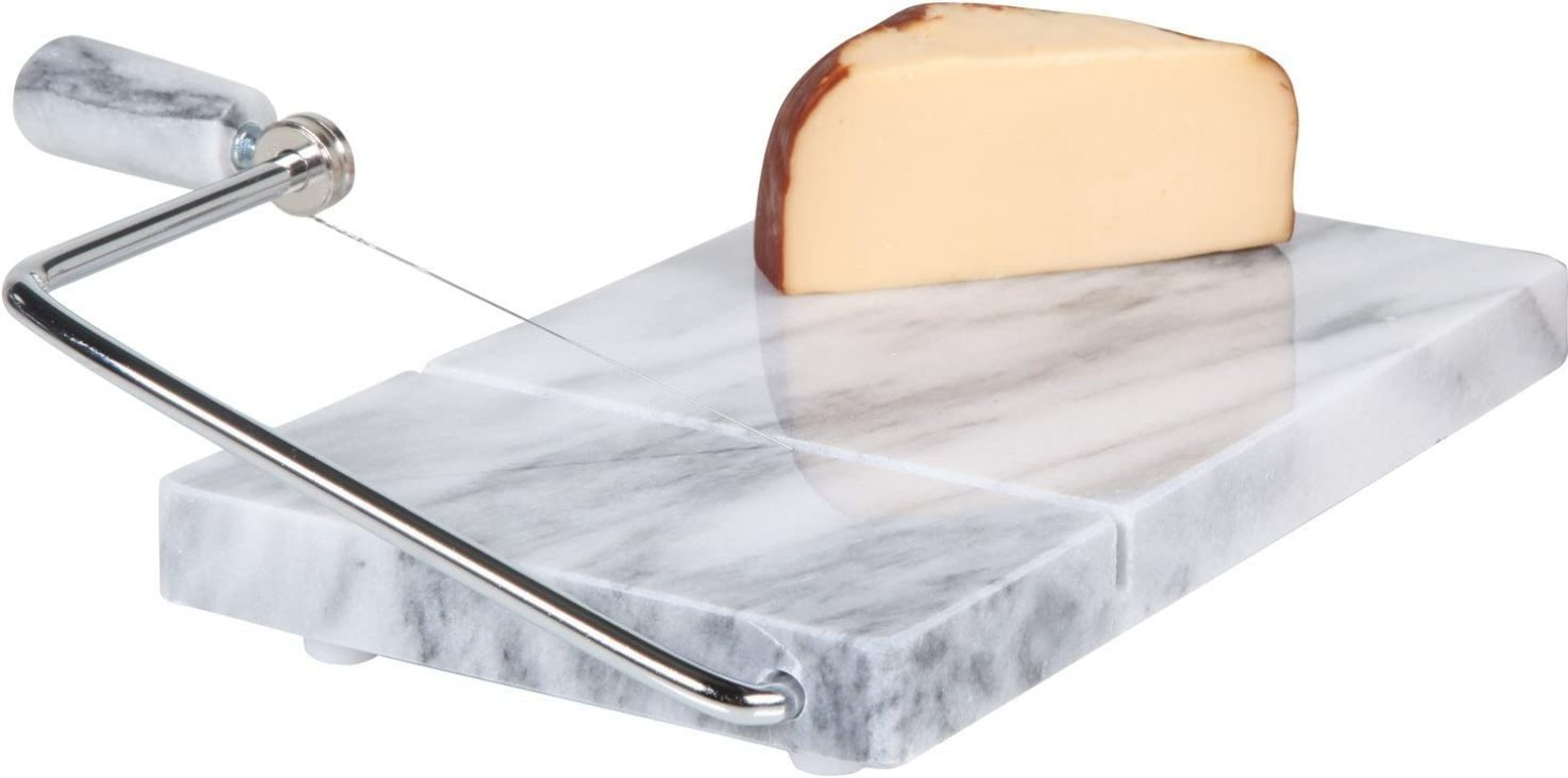 Best Cheese Board with Wire Cutter