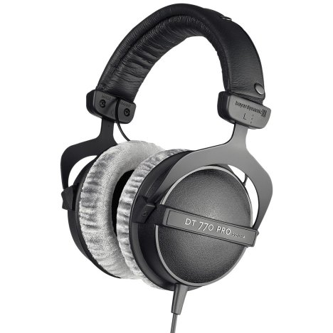 Professonal over ear headphones are worth every cent