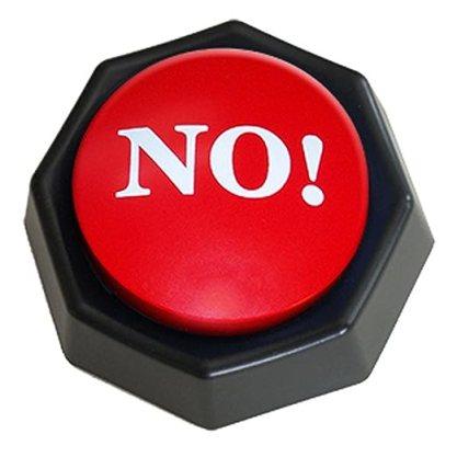 Zany Toys No Sound Button