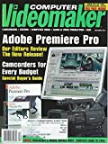 Videomaker. Computer. December 2003. Buyer's Guide: All Camcorder Formats, Adobe Premiere Pro Review, Article Index, Using Camera Angles