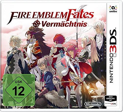 Fire Emblem Fates: Vermächtnis – [3DS]