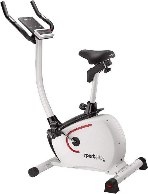 Cyclette SportPlus Silenziosa con Controllo Motorizzato