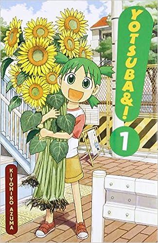 Yotsuba&!: Vol 1 (Yotsuba&! (1)): Amazon.in: Azuma, Kiyohiko: Books