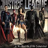 The Justice League (Movie) 2018 Mini Wall Calendar