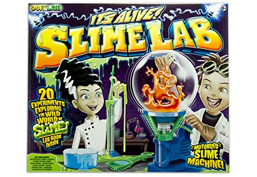 It's Alive! Slime Lab Gear Apparel Toys, 2017 Christmas Toys