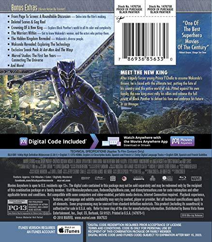 BLACK-PANTHER-Blu-ray