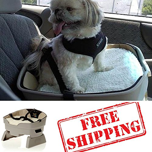 Car Seat Protector For Dogs,Pet Travel Accessories, Adjustable Cat Car  Seat,Automotive Pet Booster Seats,Dog Seat Belt,Car Seats For Puppies &  EBOOK