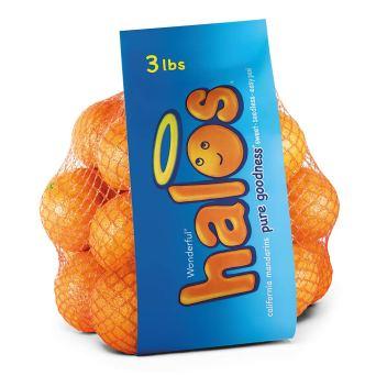 Wonderful Halos Mandarins, 3lb Bag: Amazon.com: Grocery & Gourmet Food