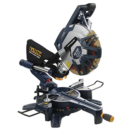 Gmc Db305sms Double Bevel Slide Compound Mitre Saw 1800 W 305 Mm