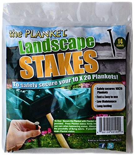 the Planket Landscape Stakes, 14 CT Bag