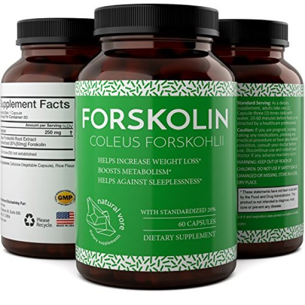 Forskolin extract diet reviews